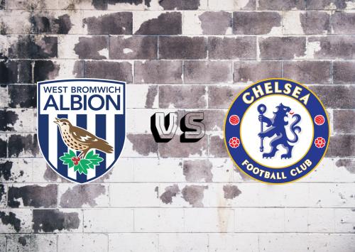 West Bromwich Albion vs Chelsea  Resumen y Partido Completo