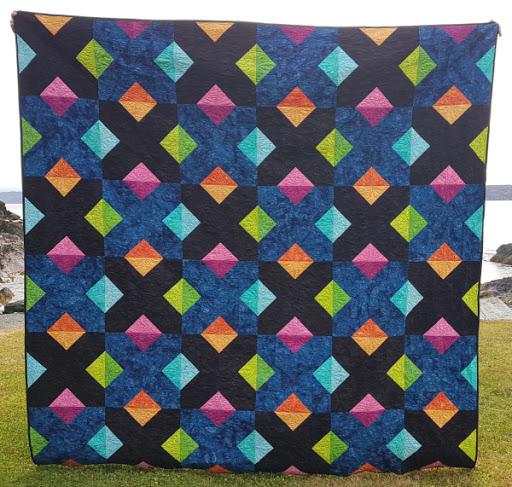 Multiplication Quilt Pattern
