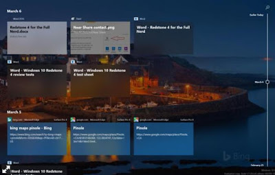 windows 10 versione 1803