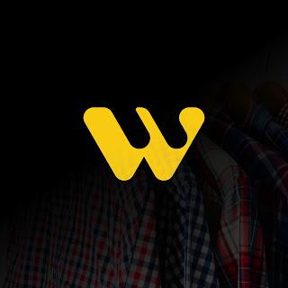Desain Logo WGB - Wah Gede Banget
