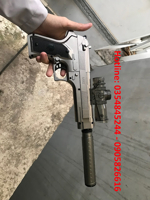 Súng lục bắn đạn thạch liên thanh M92_3