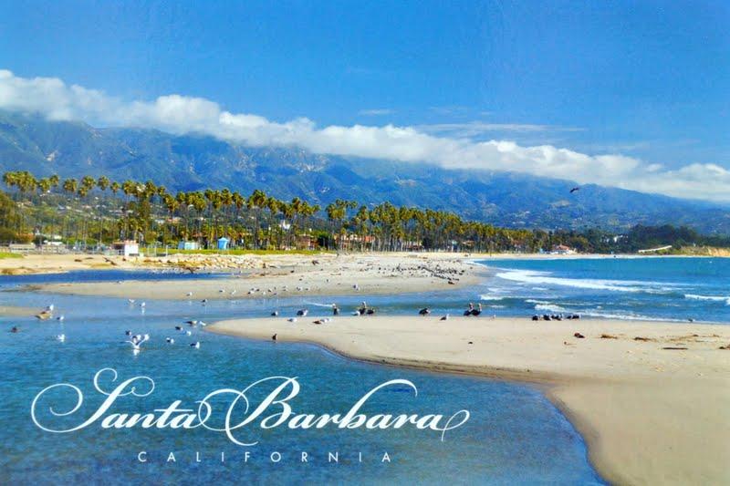 plaża w kalifornii