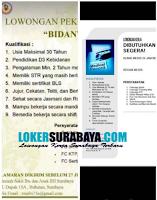 Info Loker di Rumah Sakit Ibu dan Anak IBI Surabaya Juli 2020