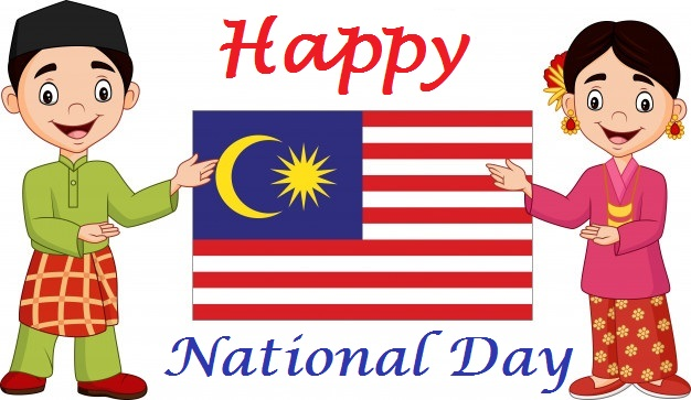Malaysia National Day Collaboration Greeting Images - National Day Pictures
