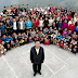 """Muere el hombre con la """"familia más grande del mundo""""; tuvo 38 esposas y 89 hijos"""