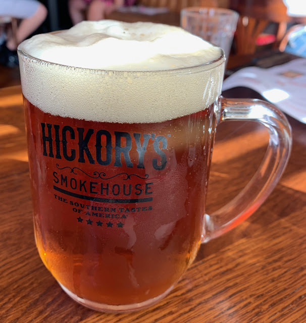 Hickory's Pale Ale  at Hickory's Smokehouse
