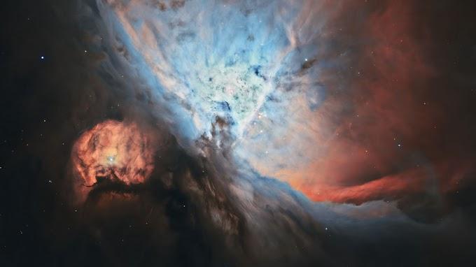 Nebulosa de Órion Plano de Fundo para Celular