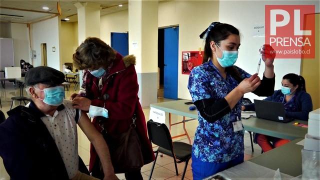 Vacuna de refuerzo contra el COVID19