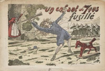 Carte illustrée, Louis Boucher, 1914 (Mission du centenaire)