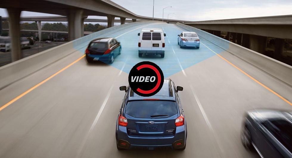 subaru 39 s eyesight gains semi autonomous driving feature company downplays ambitions. Black Bedroom Furniture Sets. Home Design Ideas