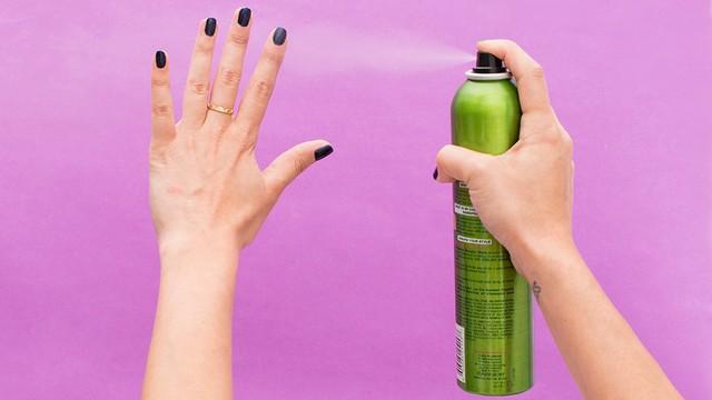 Hair Spray dan Manfaatnya