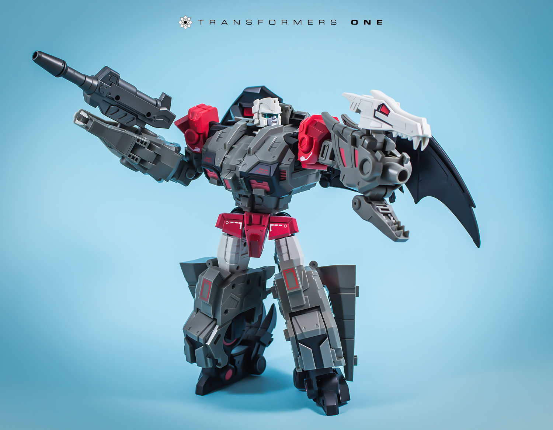 New Transformers toy FansHobby MB-03 Feilong Master Builder Action figure