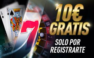 sportium casino bono 10 euros gratis sin deposito