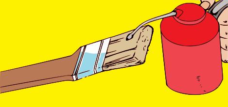 ammorbidire-setole-pennelli