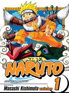 Descargar Naruto manga para kindle