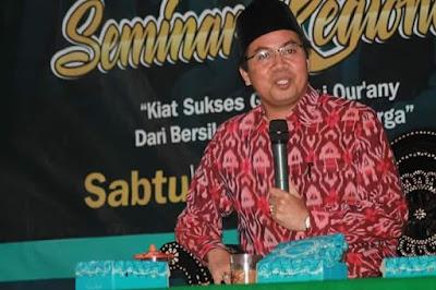 NW Ingin Pendamping Jokowi Bersih dari Kasus