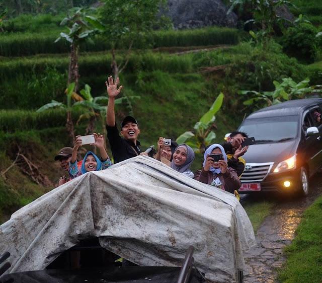jalan ke kampung pitu