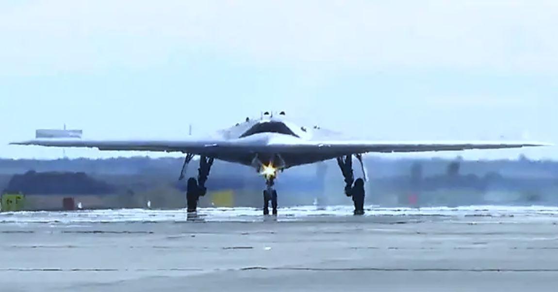 Russian Okhotnik drone