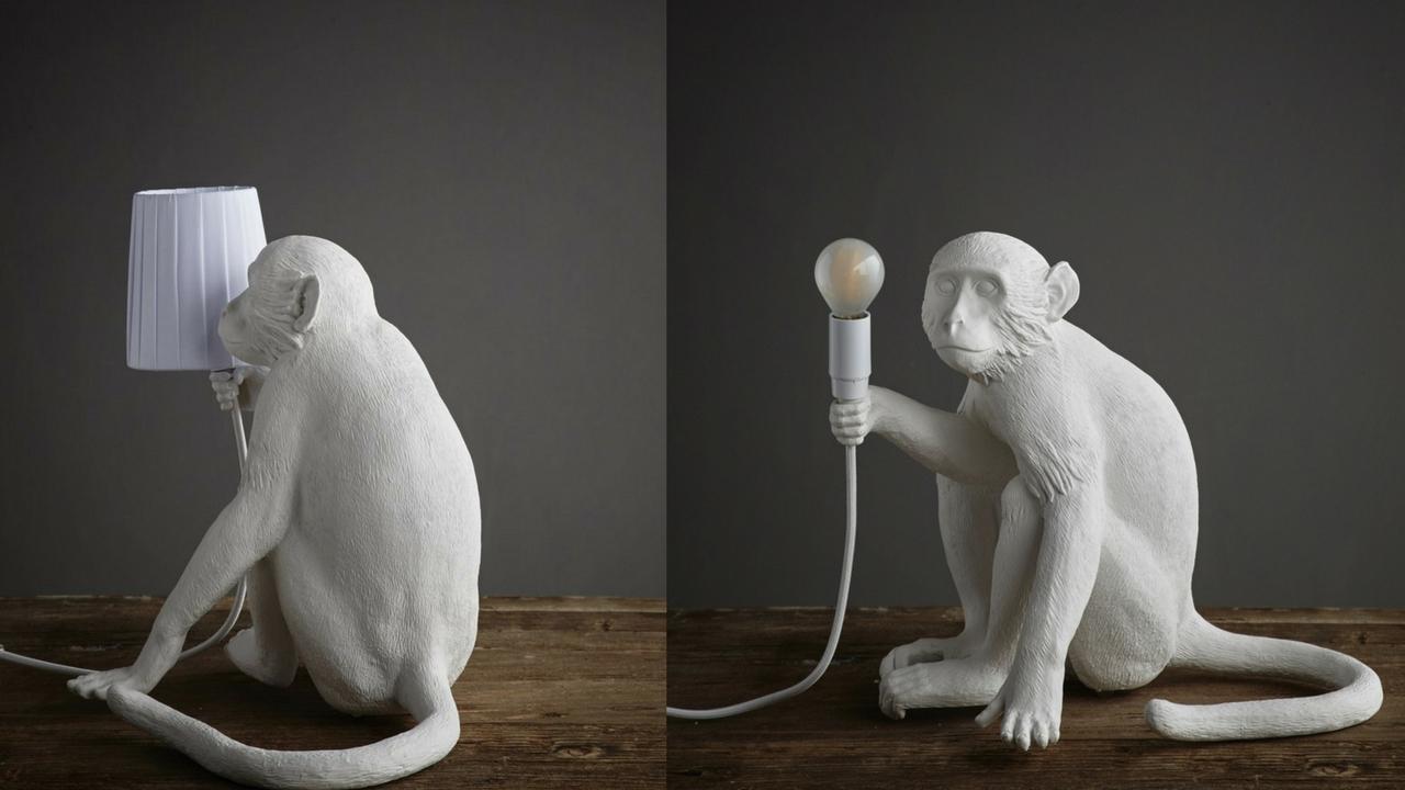 Lampa Małpka