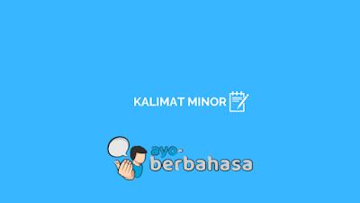 Kalimat minor