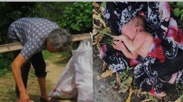 PEMULUNG Syok Nemu Bayi di Buangan Sampah, Dirawat Bak Anak, 25 Tahun Kemudian Bawa Rezeki Besar