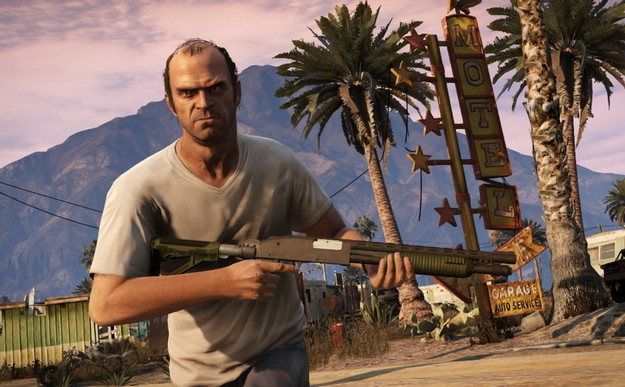 The GTA 5 on the PS5 and XSX / S reportedly runs in 4K at 60 fps