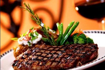 Beef Steak Blackpepper Recipe