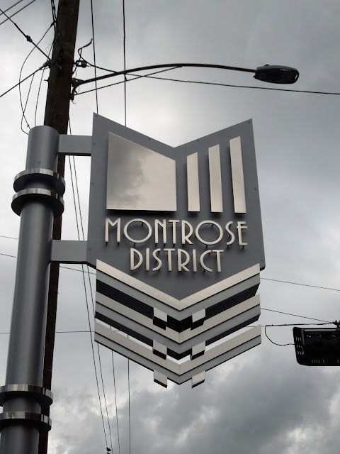 MONTROSE DISTRICT SIGNAGE