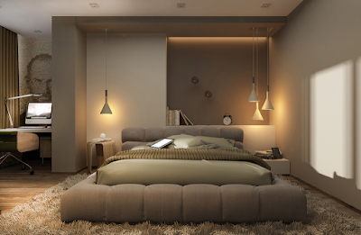 Calming Bedroom Color for Nice Dream