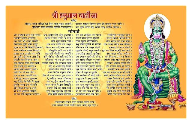 श्री हनुमान चालीसा | Shri Hanuman Chalisa in Hindi