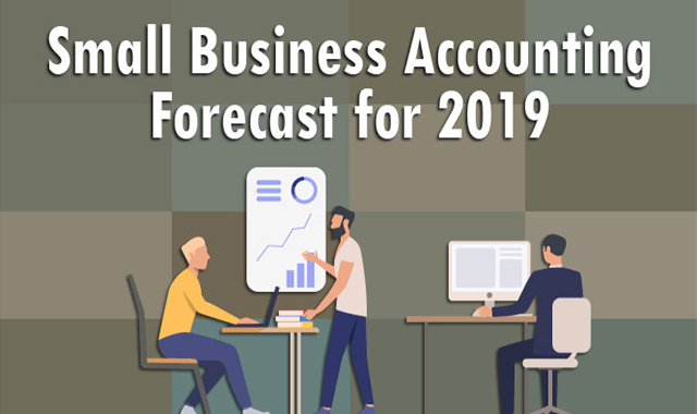 Forecast for 2019 for small business accounts #infographic