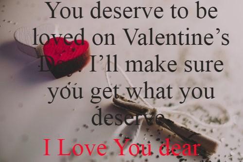 Valentine's Day SMS 2020