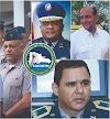 Conadehu apodera tribunal en caso ascensos ilegales de  generales PN; le había entregado instancias motivadas a presidentes Danilo medina y Luis Abinader.