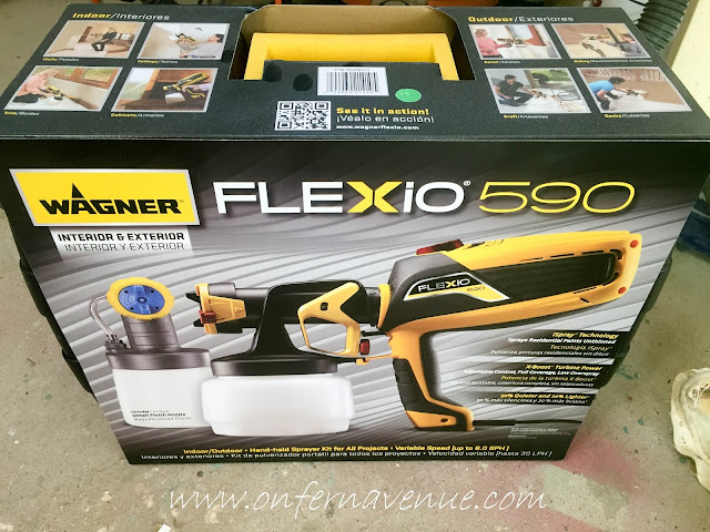 Fern_Avenue_Blog_Wagner SprayTech Flexio 590 Review