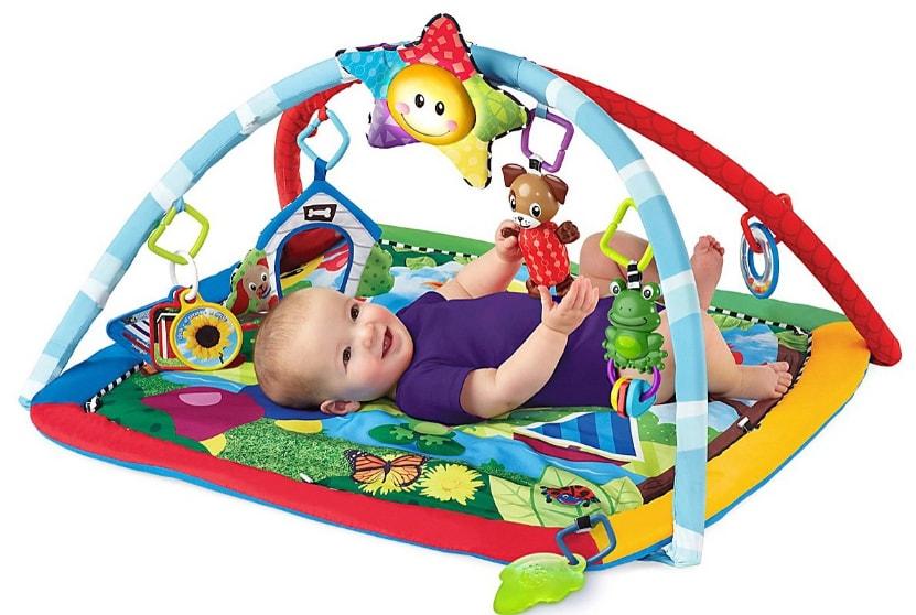 Cele mai frumoase jucarii pentru bebelusi pe luni recomandari