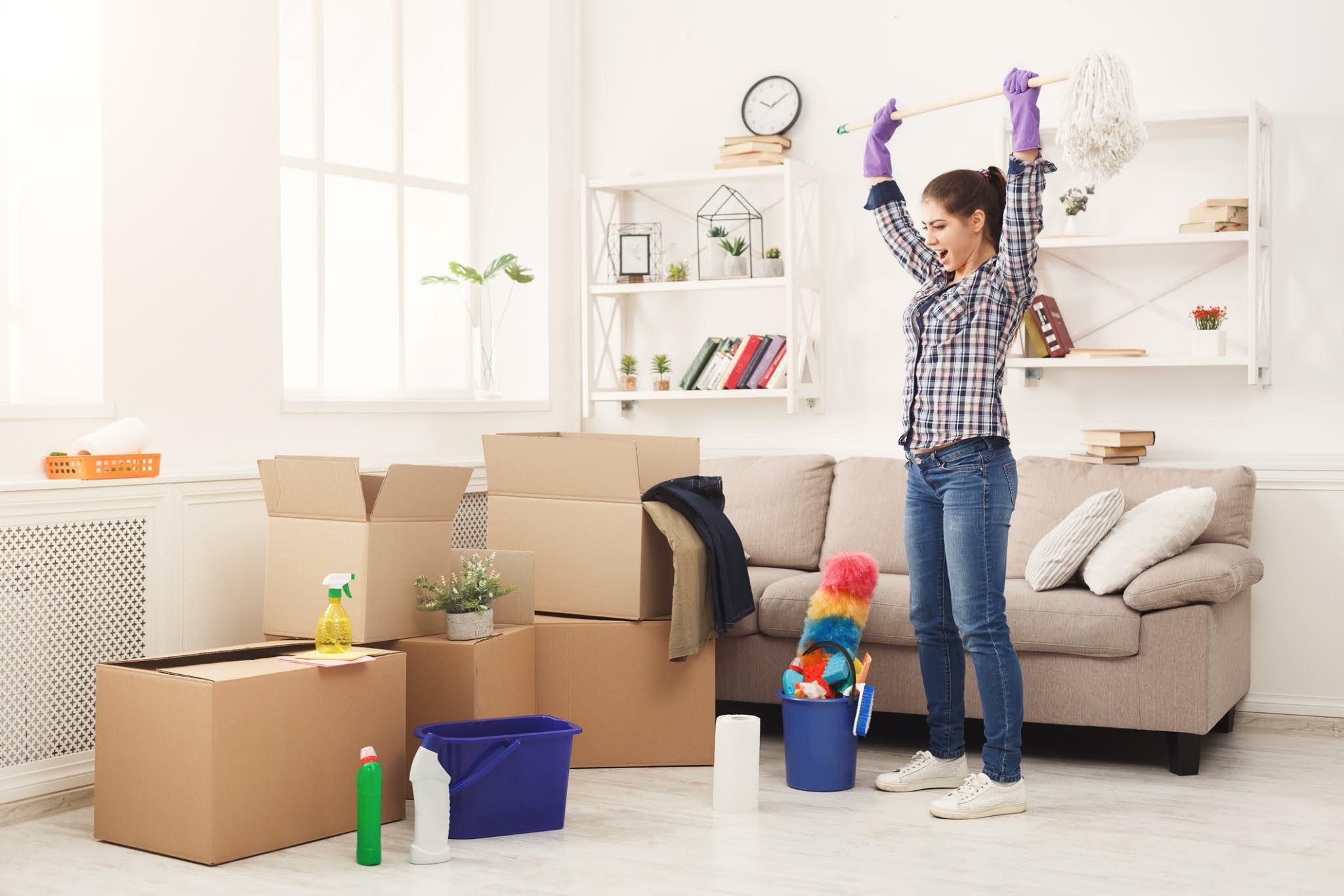 organize a move