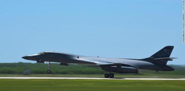 Bikin Bingung Musuh, AS Kirim Balik Pesawat Pembom Ke Pasifik