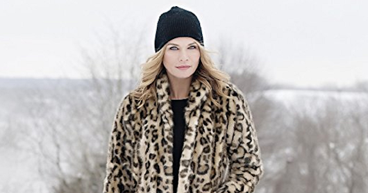 Leopard Faux Fur Stroller Coat Reviewed