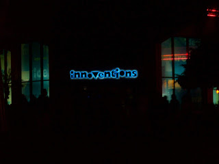 Innoventions Neon Sign Epcot