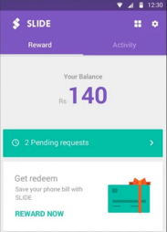 Slide-app-loot-for-unlimited -Patym-Cash |Andropc Mania Blogspot