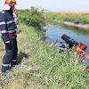 Mort după ce a căzut cu tractorul în canalul de irigații din Moțăței