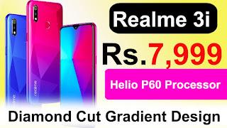 Realme 3i spec,Realme 3i price in india,Realme 3i images