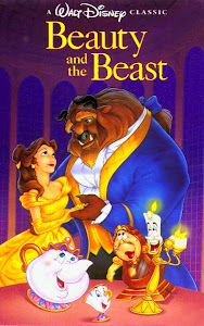Poster Of Beauty and the Beast (1991) Full Movie Hindi Dubbed Free Download Watch Online At worldfree4u.com