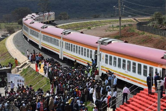 Kenya's contract for China-funded railways is an 'illegal' rule