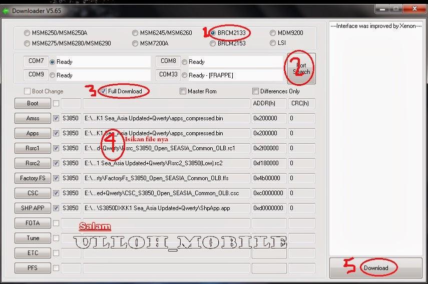 Firmware s3850 bi only
