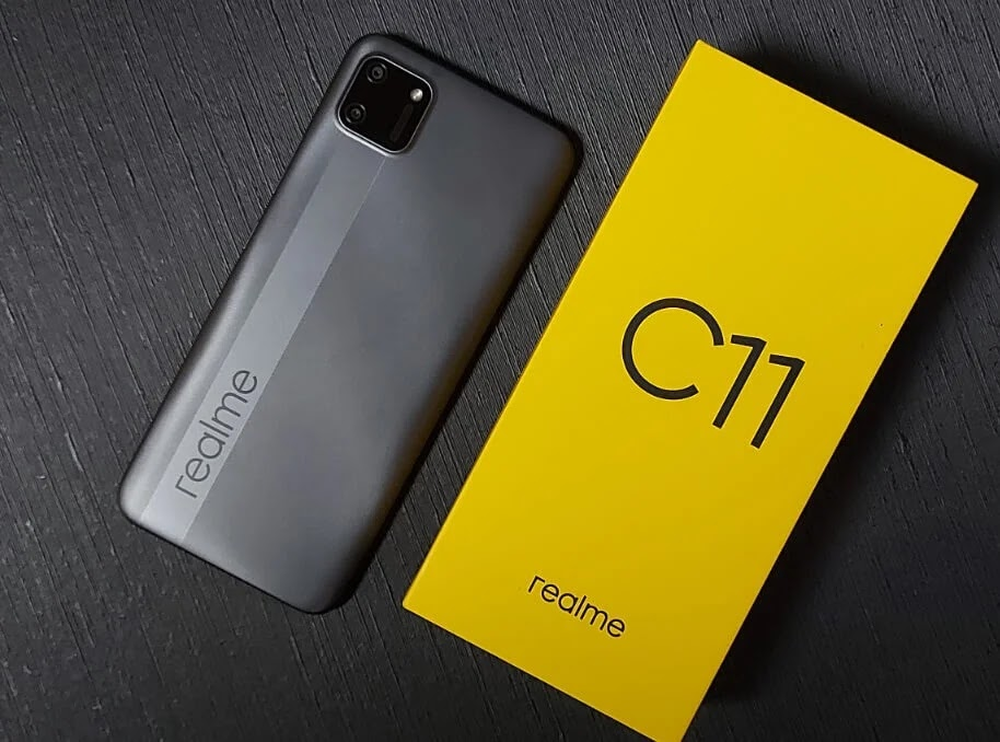 Realme C11 with Helio G35 Gaming Chipset and 5,000mAh Battery Now Available for Only Php4,990