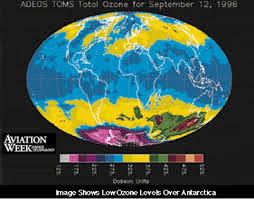 Kerusakan Lapisan Ozon di Atmosfer Bumi