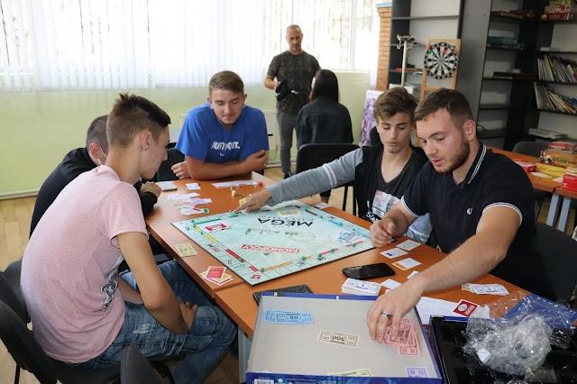 A fost lansat Clubul jocurilor de societate în raionul Leova