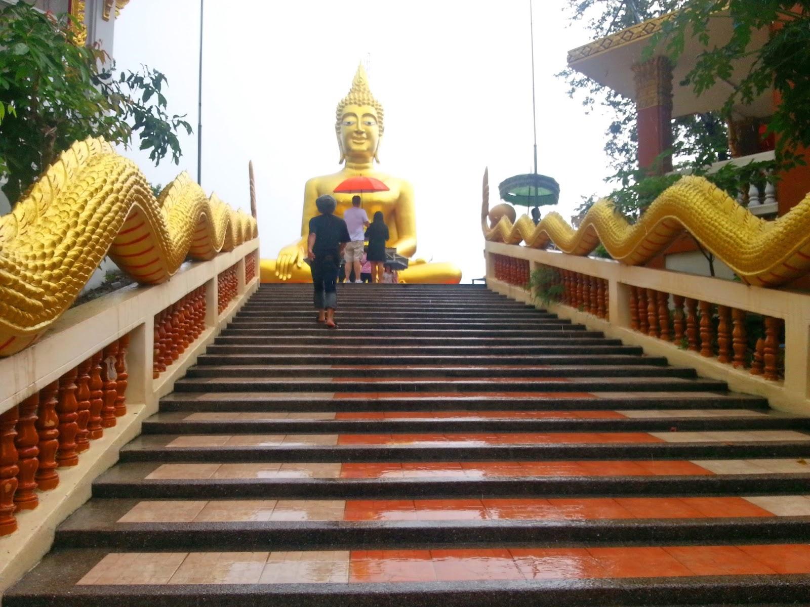 Big Buddha Temple in Pattaya city Tour