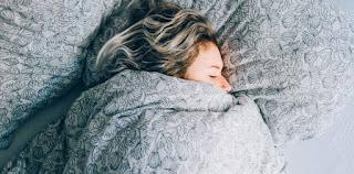 tips tidur nyanyak